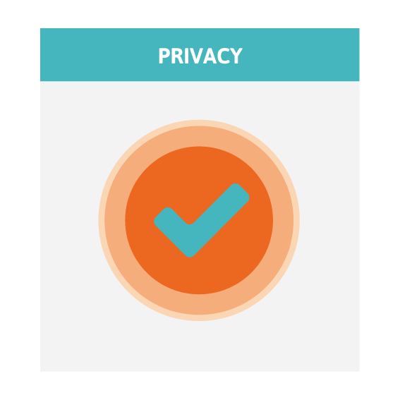 Protection of Personal Data Icon